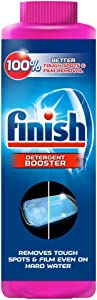 Finish Hard Water Booster Powder, Lemon Sparkle, 14oz