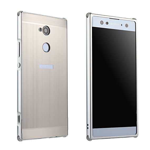 Amazon.com: Sony L2 Metal Case+ Screen Protector, ZLDECO ...