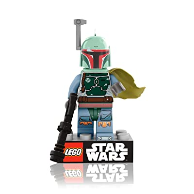 Boba Fett - Lego Star Wars - 2014 Hallmark Keepsake Ornament: Home & Kitchen