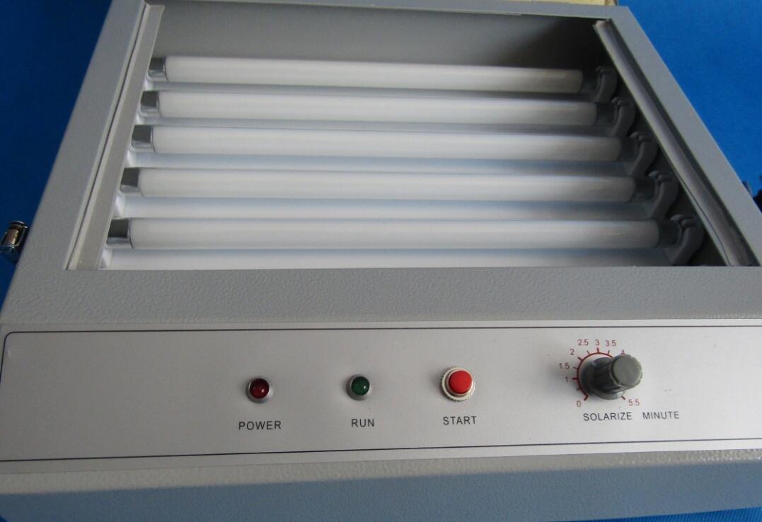 50W UV Exposure Unit for Hot Foil Pad Printing PCB 110V/220V by KUNHEWUHUA