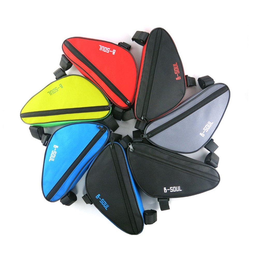 Gimitunus en Plein air Sport /Écran Tactile T/él/éphone Sac V/élo Avant Cadre Sac VTT Montagne V/élo Selle Sac