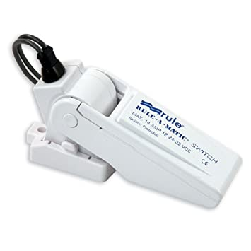 amazon com rule 35a rule a matic bilge pump float switch, mercury Wiring Rule-Mate Automatic Bilge Pumps Johnson Bilge Pump Float Switch Wiring Diagram #20