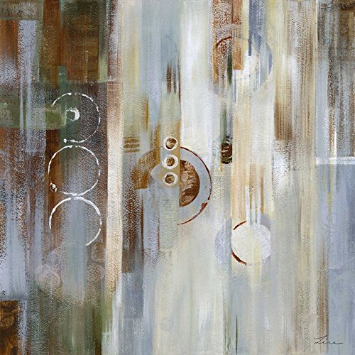 (Feeling at home Rolled-Canvas-fine-Art-Print-Lightplay-I-Ltd.-Ed-950-Abstract-33x33_in )