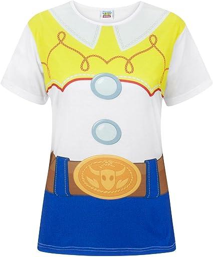 Disney Pixar Toy Story Jessie Women/'s//Ladies Costume Outfit Dress S XXXL