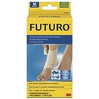 FUTURO Sprunggelenk-Bandage in Größe S - L, Sport Bandage für Fuß, Knöchel, Sprunggelenk