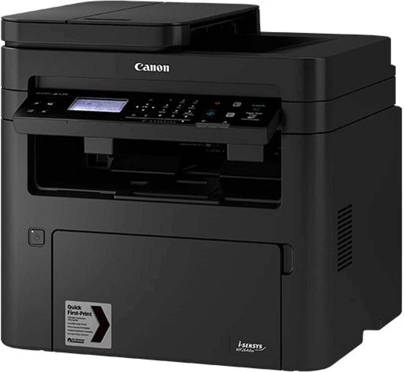 Canon MF264dw Laser 28 ppm 1200 x 1200 dpi A4 WiFi - Impresora ...