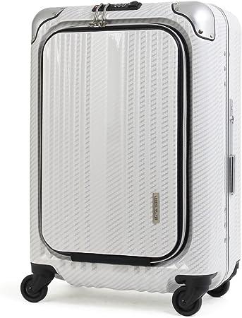 Enkloze TSA Approved Zipper-less Luggage