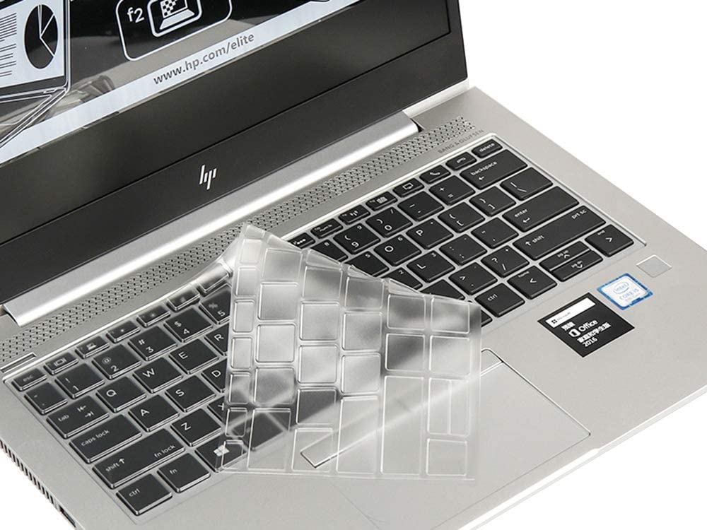 "Ultra Thin Keyboard Cover for HP ProBook 430 G6 13.3"" Notebook Keyboard Cover Protective Skin, HP ProBook 430 G6 Accessories Protector, Clear (US Layout)"
