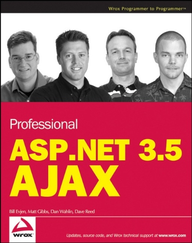 Professional ASP.NET 3.5 AJAX by Wrox