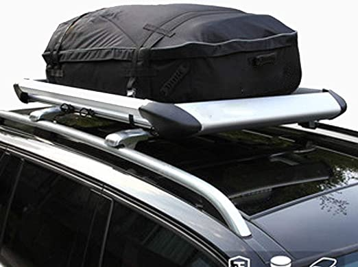 Car Van Suv Roof Top Cargo Rack Large Carrier Soft Waterproof Luggage Travel