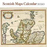 Books : Scottish Maps Calendar 2020