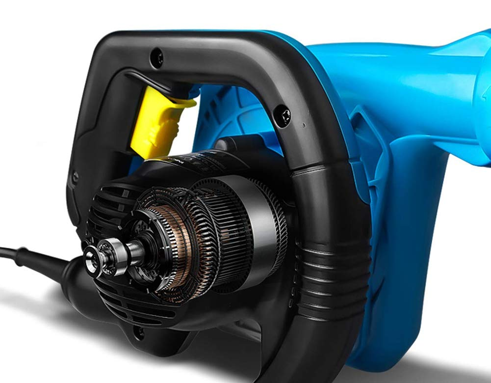 TTHU Leaf Blower Vacuum Cleaner Garden Blower Adjustable Wind Blowing Mode And Vacuum Mode Suitable for Family Garden Car Industry Cleaning And Dust Removal