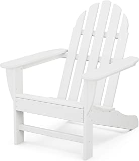 product image for POLYWOOD Classic Adirondack Adirondack Chair, White