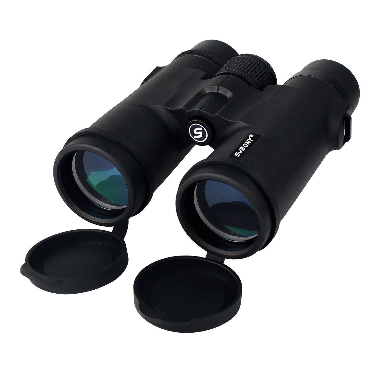 SVBONY SV21 Binocular 10x42 Binoculars for Hunting Camping Hiking Concerts Bird Watching Binoculars