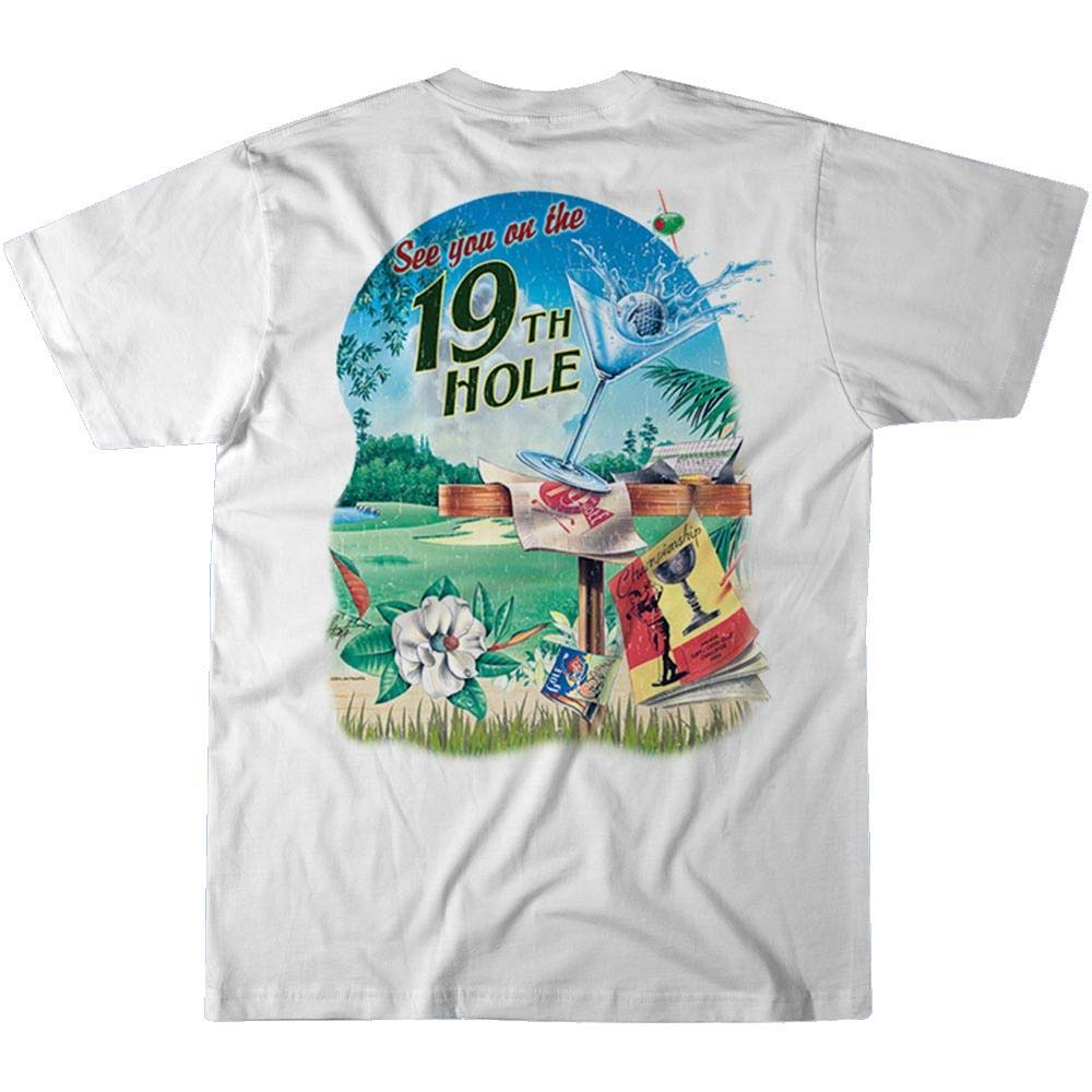 Island Jay See You at The 19th Hole T-Shirt