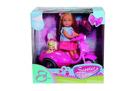 Simba 105736584 muñeca - muñecas (Chica, Multi, Vestido para muñecas, Zapatos, Femenino, Ampolla)