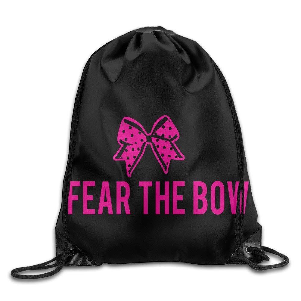 Cheerleading Fear The Bow Team Training sack