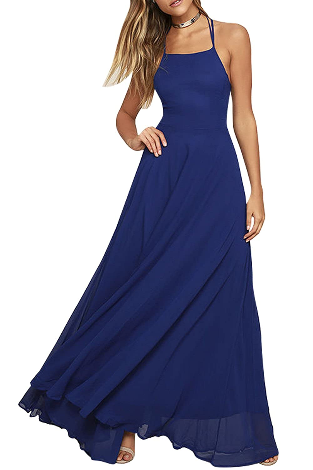 MARSEN Homecoming Dresses, Cocktail Party Dresses, Black Chiffon Dresses 2018 at Amazon Womens Clothing store: