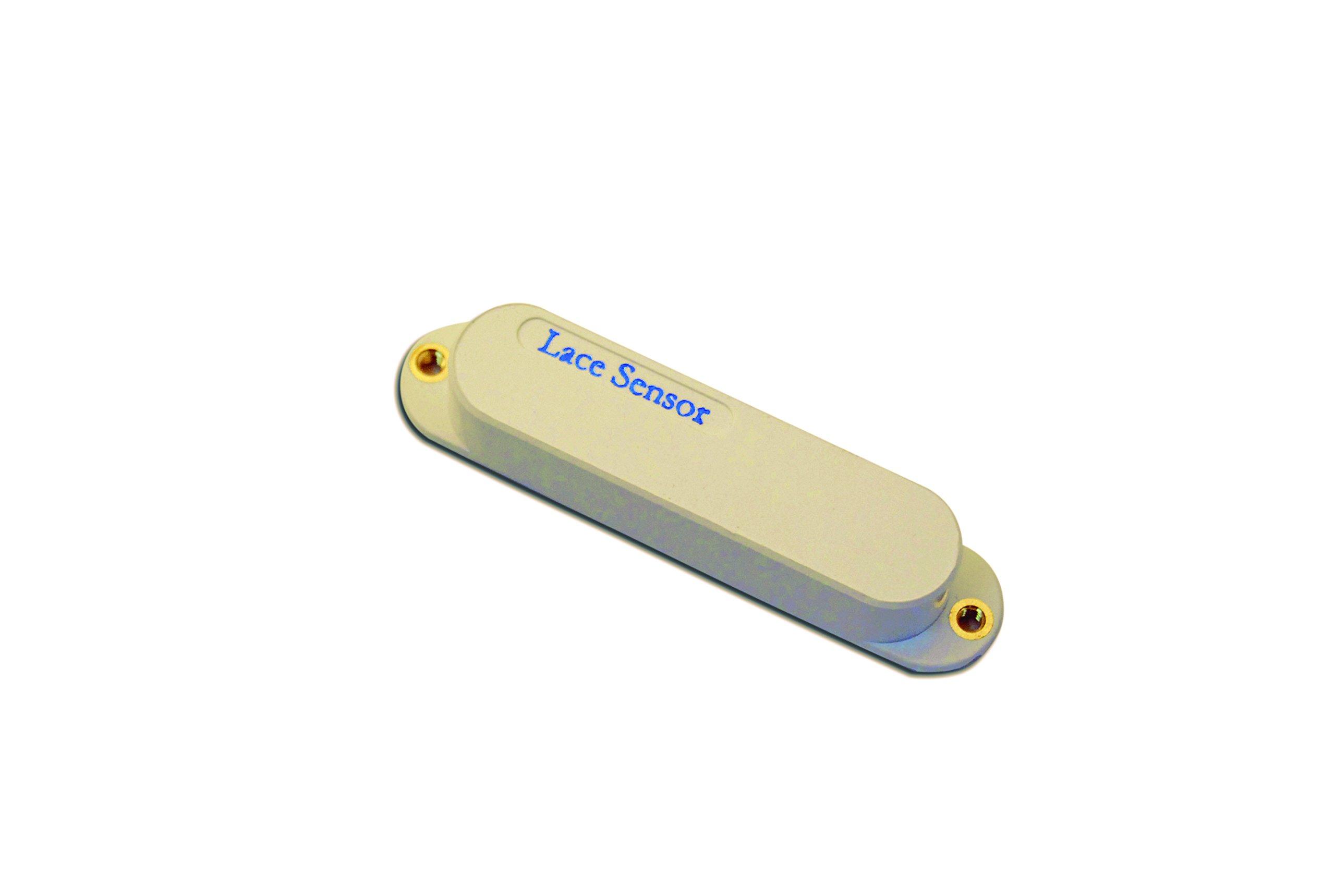 Lace Sensor 44461-03 Blue Cream Cover Electric Guitar Electronics