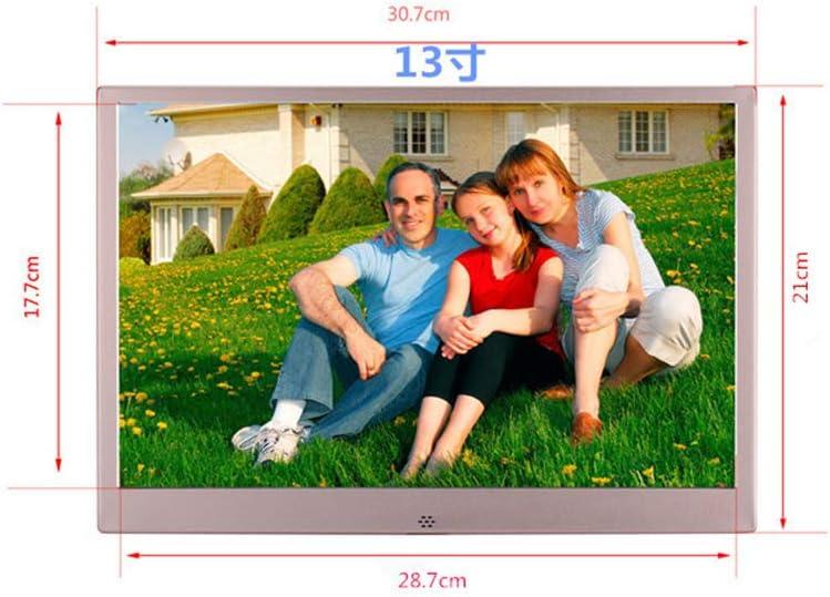 WANGTX 12131517 inch Aluminum Alloy high-Definition Digital Electronic Photo Frame Multi-Function Advertising Machine