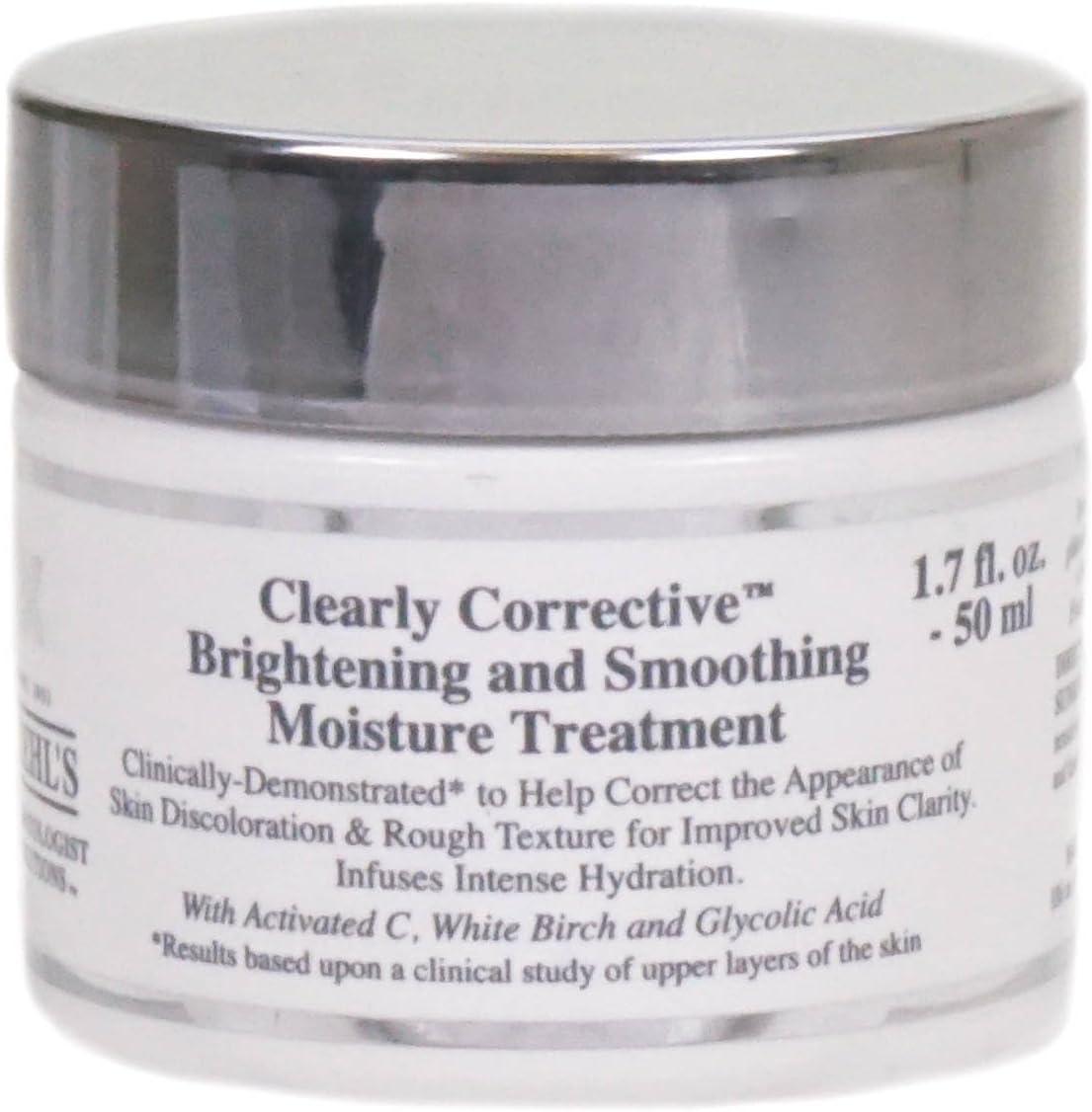 Kiehl'S - Tratamiento luminosidad clearly corrective brightening & smoothing