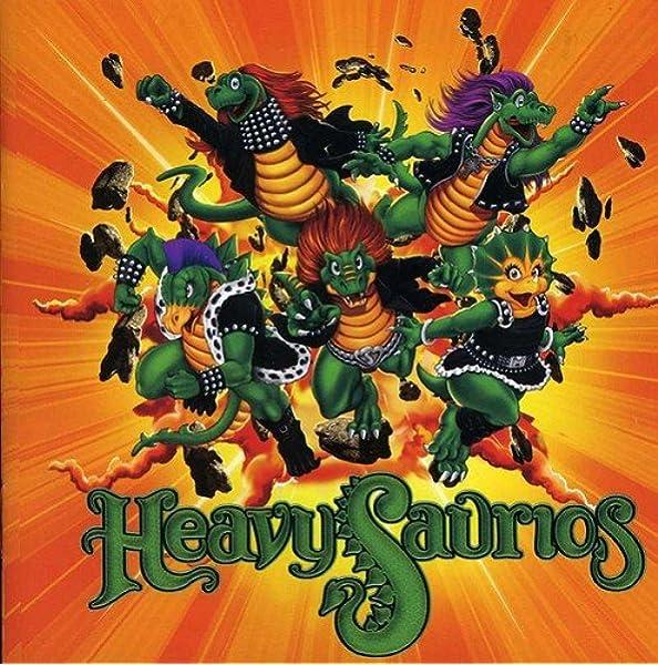 La Revolucion Verde: Heavysaurios: Amazon.es: Música