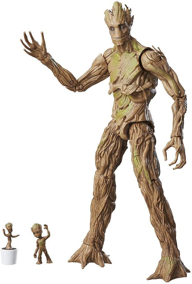 Marvel Legends 6-Inch Series Guardians of The Galaxy Exclusive ...