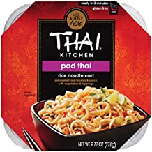 Thai Kitchen Pad Thai Rice Noodle Cart, 9.77 oz (Case of 6)