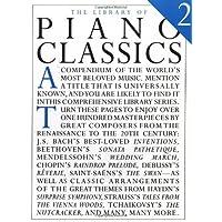 Library of Piano Classics 2: Piano Solo (Library