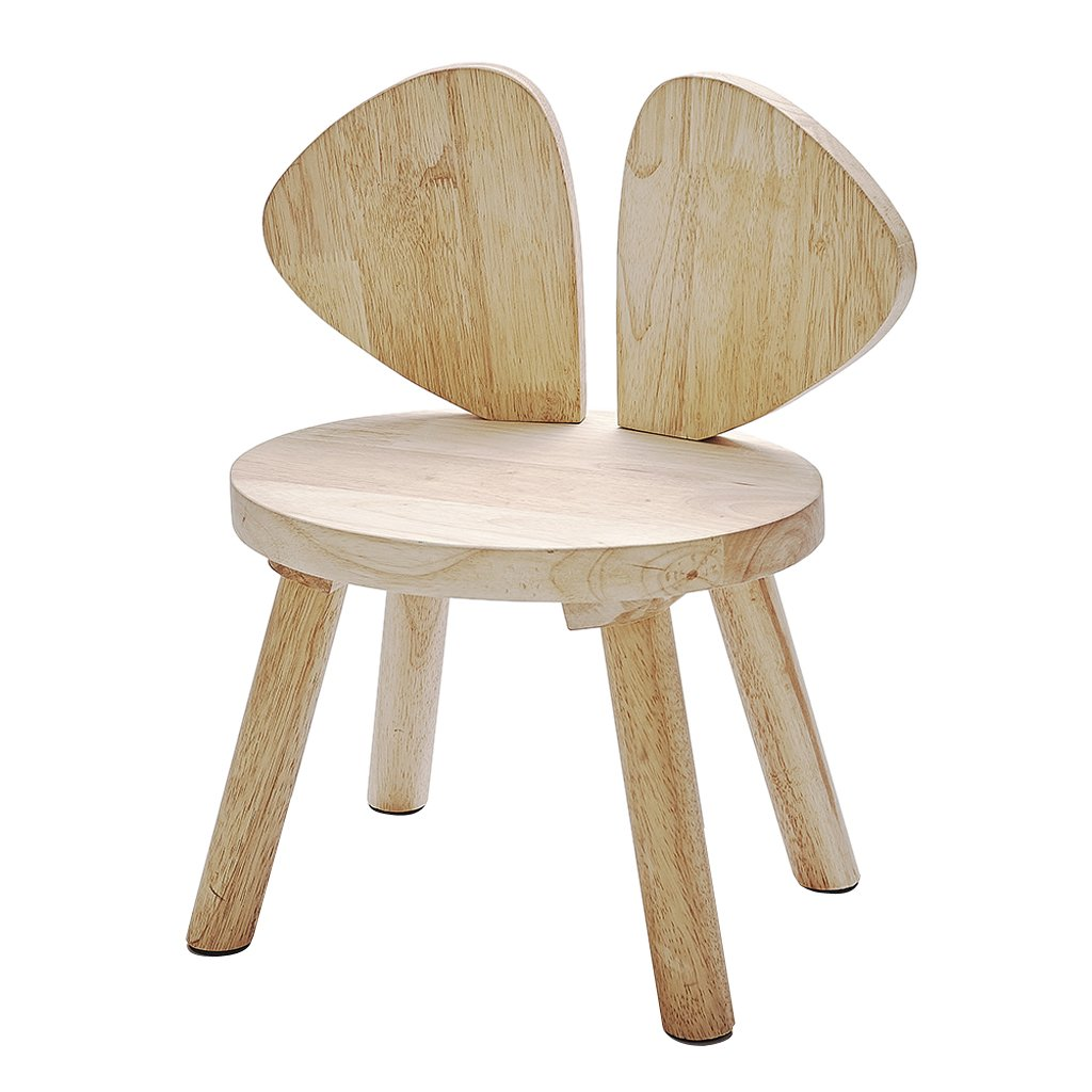 B Blesiya Cute Small Chair Stool Kids Children Chairs Comfy Plush Chair for Children Kids Toddlers Childs Gifts - 2#