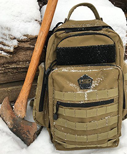 For Dad, Tactical Diaper Bag Backpack and Changing