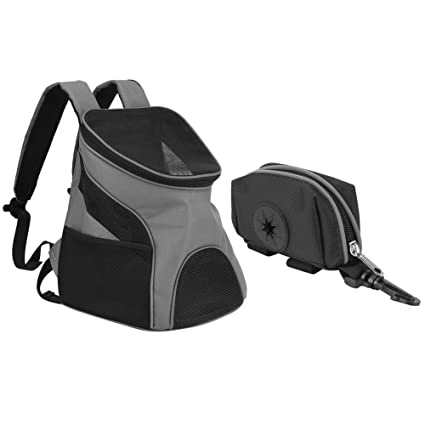 YOUTHINK Pet Carrier Backpack for Cats and Small Dogs, Puppy Travel  Portable Carrier with Ventilated fdfb344413
