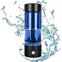 InLoveArts Vaso de Agua Rico en hidrógeno Iones 380ml Alta concentración Generador de hidrógeno Botella de Agua Potente…