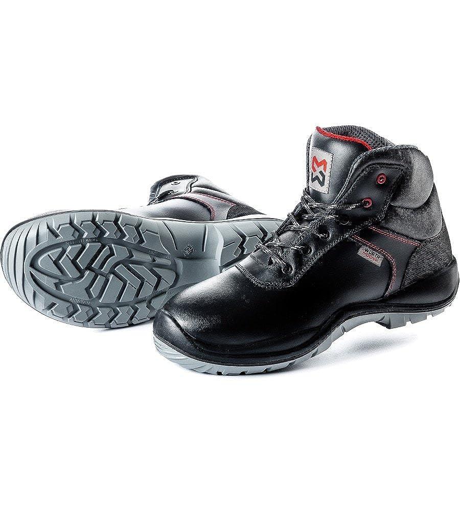 Zapatos de Seguridad Altos Eco S3 SRC, Negro (Negro), 47: Amazon.es: Zapatos y complementos