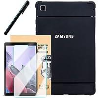 "Capa de Silicone TPU Tablet Samsung Galaxy Tab A 7 Lite 8.7"" (2021) SM- T220 / T225 + Película de VIdro + Caneta Touch"