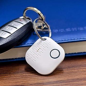 A&C Buscador de Llave, Anti perdida Mini Localizador y Rastreador Alarma para Buscar o Perseguir Carteras/Monedero/Niños/Mascotas/Llaves/Teléfono para ...
