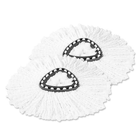 Vileda Easy Wring y Clean cabezales de repuesto doble Pack (2 unidades)
