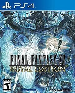 Square Enix FINAL FANTASY XV ROYAL EDT PS4 vídeo - Juego: Amazon.es: Videojuegos