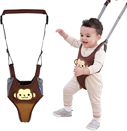 *UK Seller* Baby Toddler Walking Assistant Learning Safety Reins Harness Walker