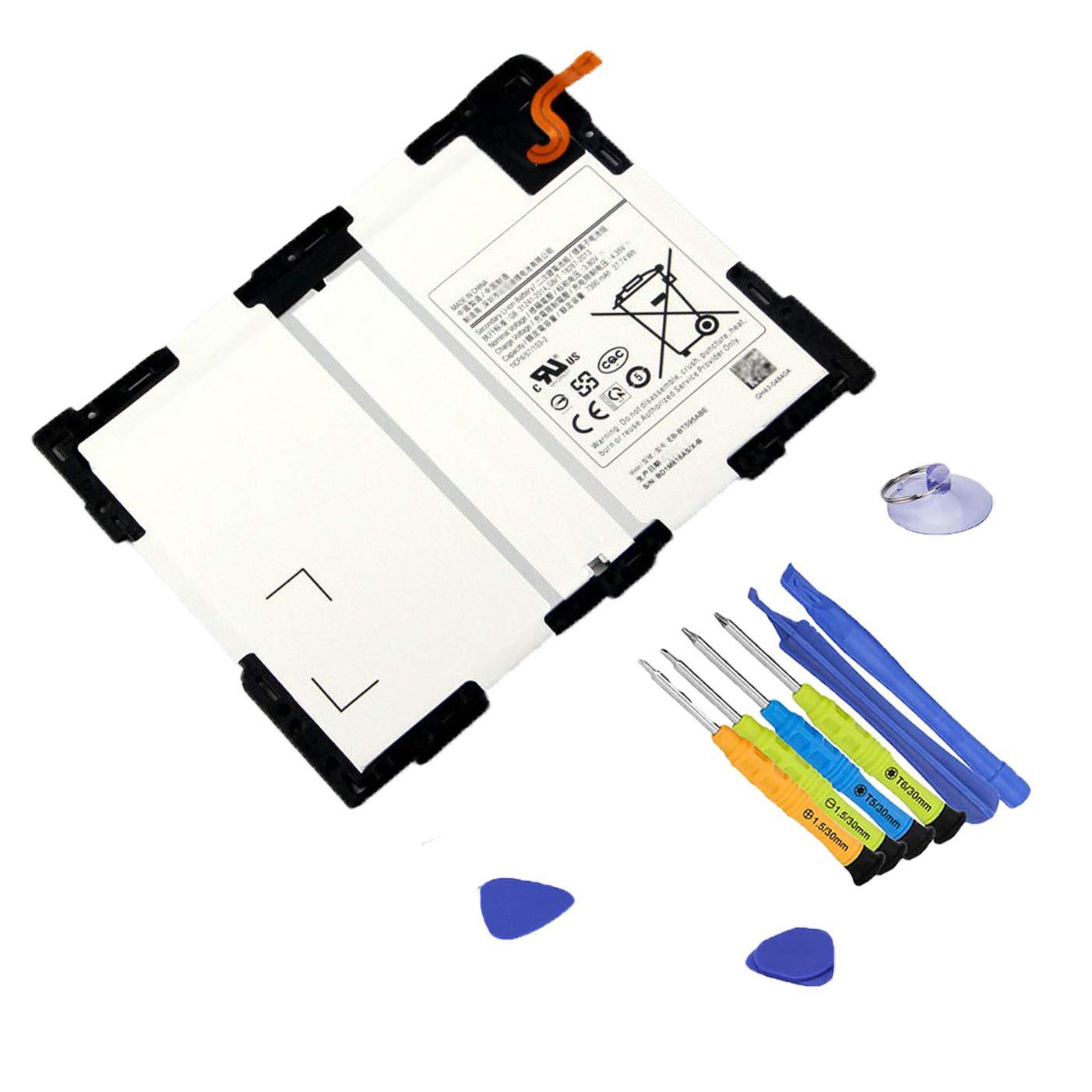 Bateria Tablet Eb-bt595abe Para Samsung Tab A2 10.5 Sm-t590