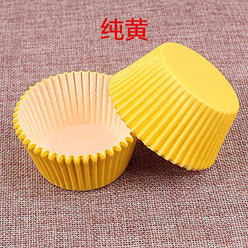 1 piece 100PCS Muffins Paper Cupcake Wrappers Baking Cups Cases Muffin Boxes Cake Cup Decorating Tools Kitchen Cake Tools -