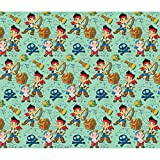 Jake and the Never Land Pirates Wrapping Paper