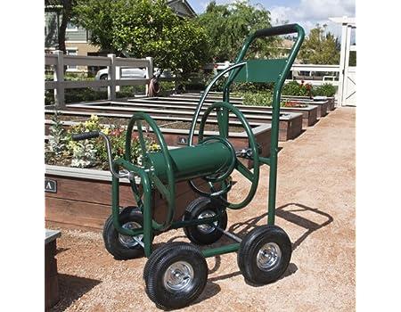water-hose-reel-cart