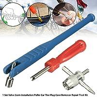 BAQI 3 Piezas Kit de Herramientas de reparación