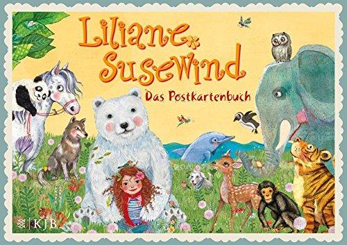 Liliane Susewind – Das Postkartenbuch. 20 farbige Motive