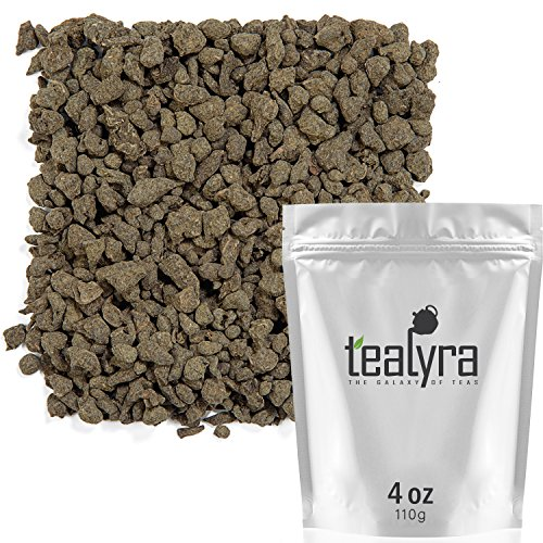 (Tealyra - Imperial Ginseng Ren Shen - Oolong Loose Leaf Tea - Best Ginseng Tea - Energy Boost - Healthy Drink - Naturally Processed - 110g (4-ounce))