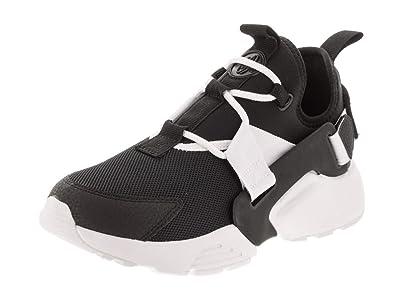 the best attitude be9e3 19377 Nike W Air Huarache City Low Chaussures de Running Compétition Femme, Noir  (Black
