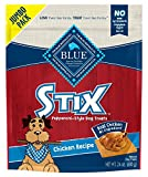 Blue Buffalo Blue Stix Chicken Recipe Pepperoni-Style Dog Treats, 24Oz Bag For Sale
