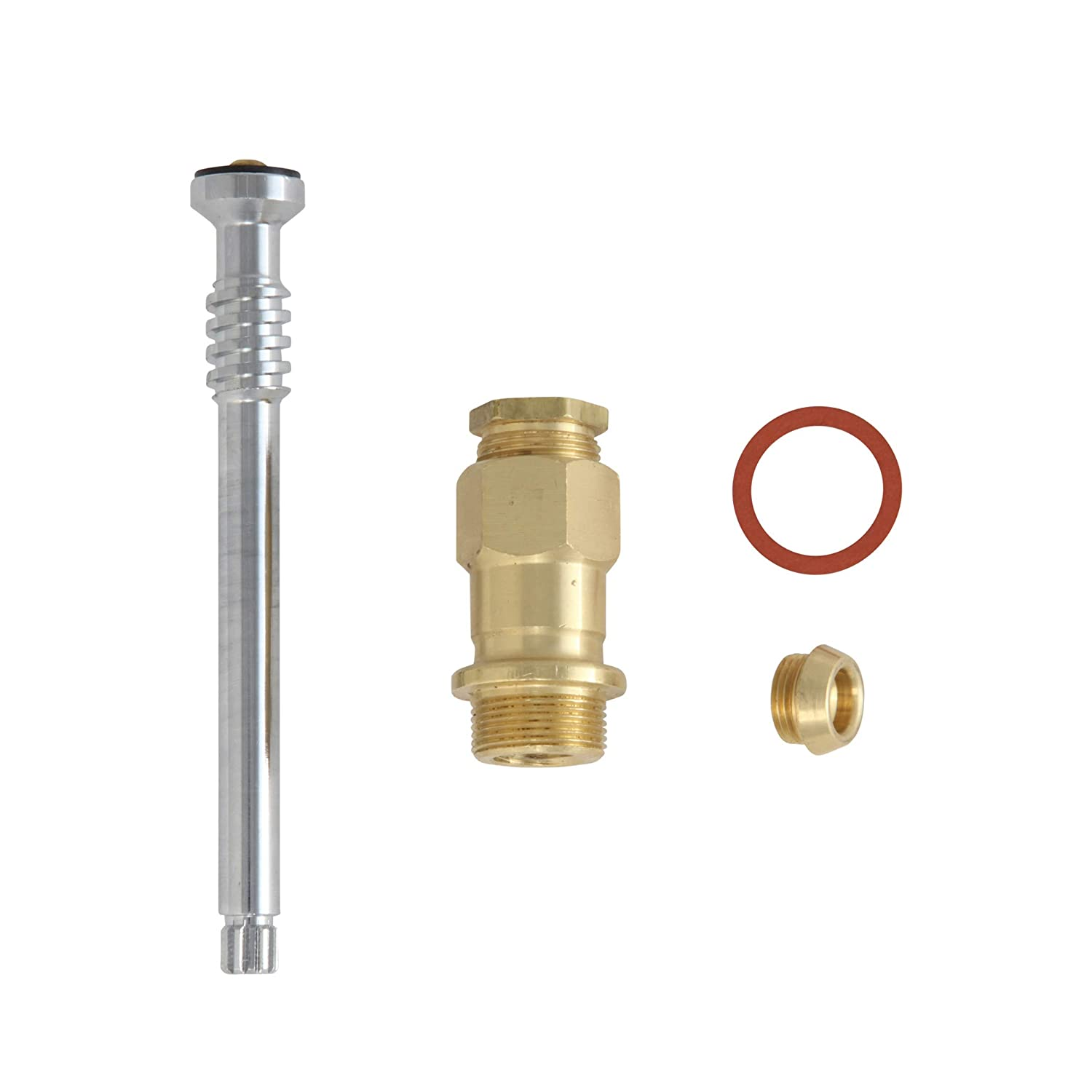 11 in L for Use with Arrow Model H//C Head Faucets Danco 17134B 11I-6 Stem Antique Brass Metal