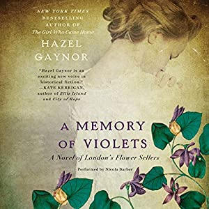 A Memory of Violets Audiobook